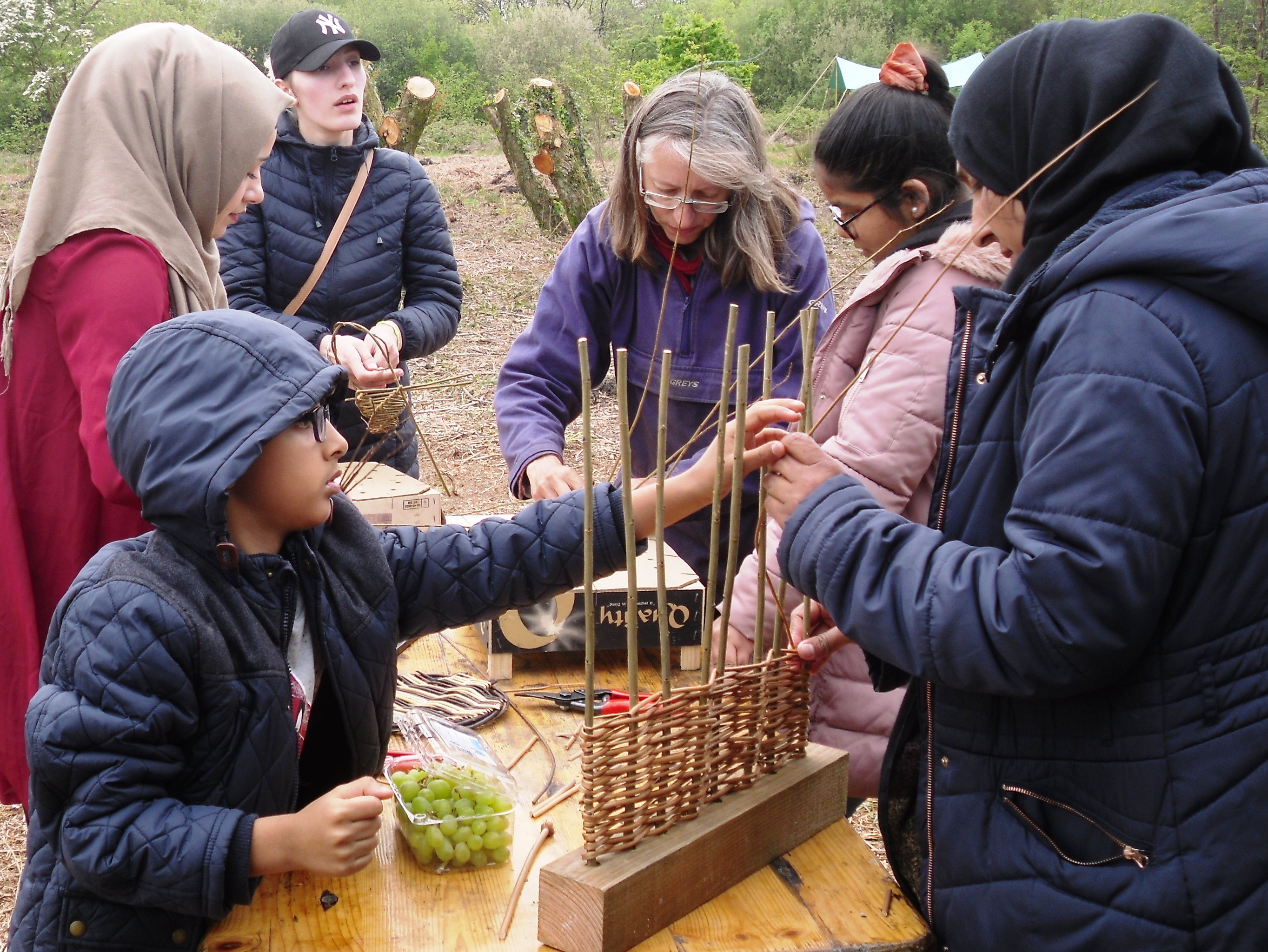 Building the Willow Craft Community: Skills Sessions in May